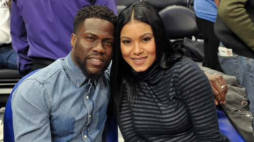 Kevin Hart's wife Eniko Parrish Shares Photo Of Baby Bump, Reveals Pregnancy""