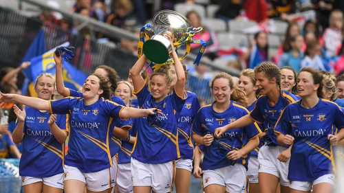 Tipperary were crowned All-Ireland intermediate champions in 2019