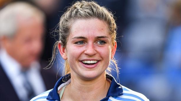 Niamh Mcevoy My Dublin Team Mates