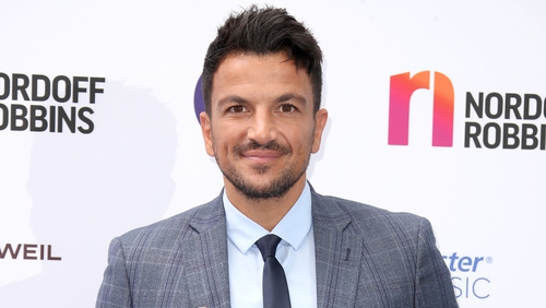 Peter Andre Wants To Re Record Mysterious Girl