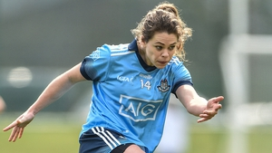 Noelle Healy has been named to start for Dublin