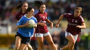 Sinead Aherne was a thorn in Galway's side in 2018