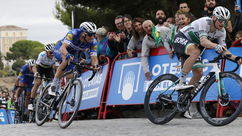 Bennett bags another second at the Vuelta