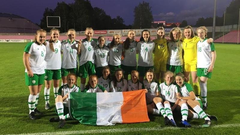 Ireland under-17s advance to Euro Elite qualifiers
