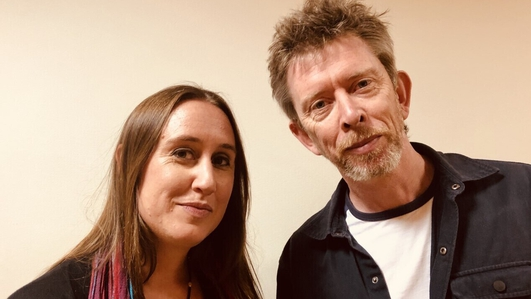 Mystery Train with John Kelly - Kate Ellis