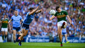 Dublin beat Kerry after a replay to win five in a row this year