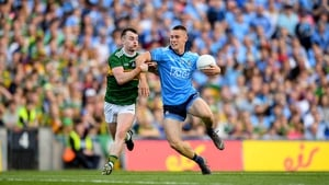 Con O'Callaghan helped himself to three points in the victory over Kerry