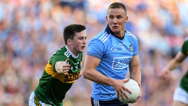 Ciarán Kilkenny scored five points