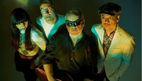 Pixies: a set of songs with a Roald Dahl-like take on fairytales, possessed catfish, and pure wickedness