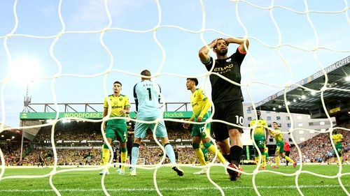 Norwich City turned over Pep Guardiola's Man City at Carrow Road