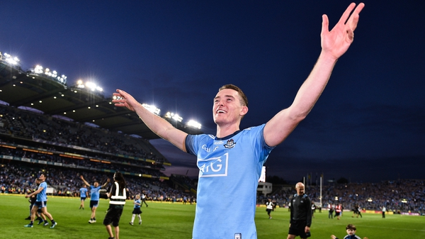 Brian Fenton's Dublin will be chasing six in a row this winter
