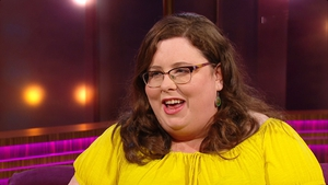 "Alison Spittle - ""I'm delighted that I'm doing a BBC podcast with my friend Fern. She's very funny, has horrific stories and gives great WhatsApp voice notes"""