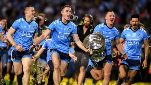 The Dubs won Sam Maguire again