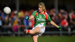 Cora Staunton is back in club training