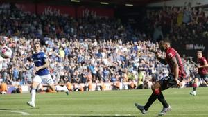 Callum Wilson struck twice as Bournemouth beat Everton