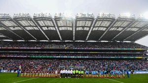 'The semi-finals were superb games but unfortunately only a fifth of the crowd got to witness that live in Croke Park'