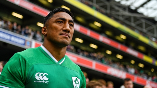 Bundee Aki: 'Some people won't be happy with me pulling on an Irish jersey but I obviously felt like playing for this country'
