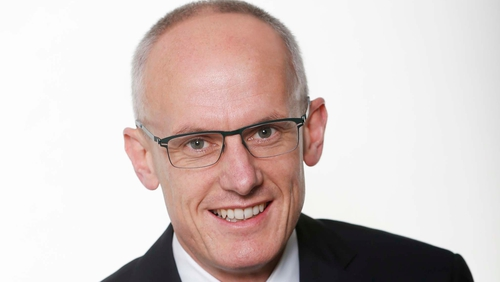 New role for Kevin Thompson at RSA Ireland