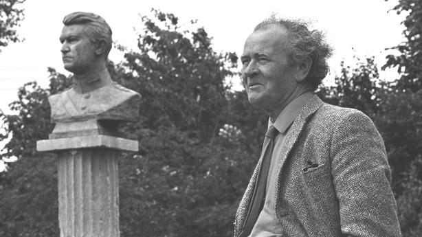 Sculptor Seamus Murphy