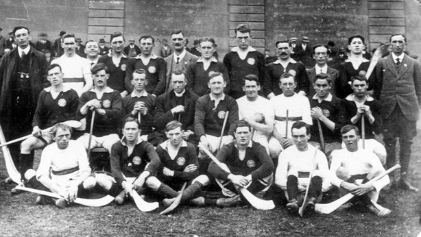 The winning Cork hurling team Photo: GAA Archives