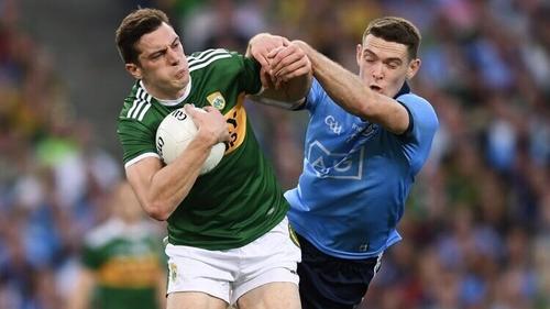 Dublin got the better of Kerry after a replay