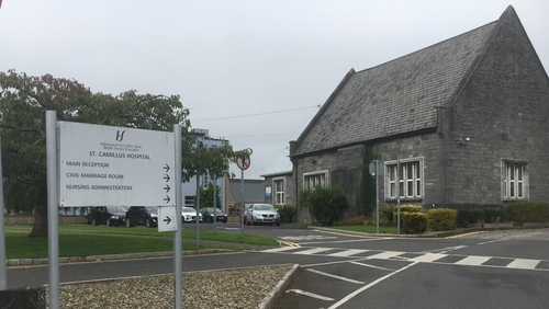 The restrictions have been put in place at the stroke rehabilitation unit at St Camillus Hospital