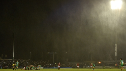 Conditions in the Sportsground may be of benefit