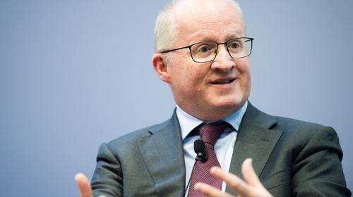 Philip Lane, the European Central Bank's chief economist
