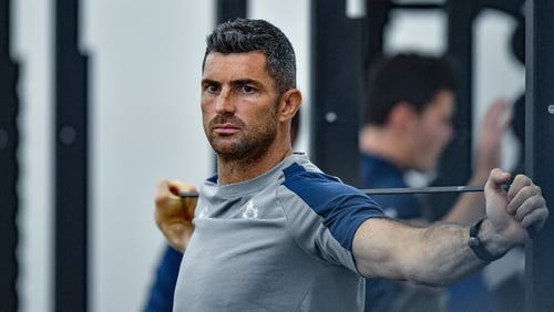 Rob Kearney could miss Ireland's opener against Scotland