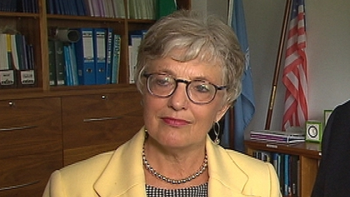 Katherine Zappone said it was a matter of Dáil record that her Department received representations regarding the creche operation
