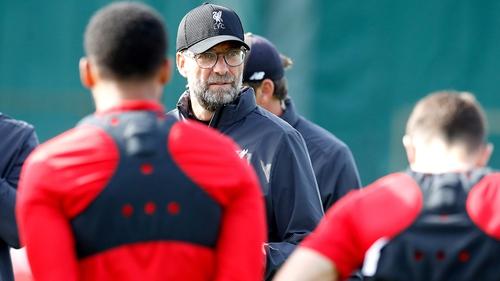 Jurgen Klopp: 'There are so many good football things and I enjoy analysing Napoli when I watch them'