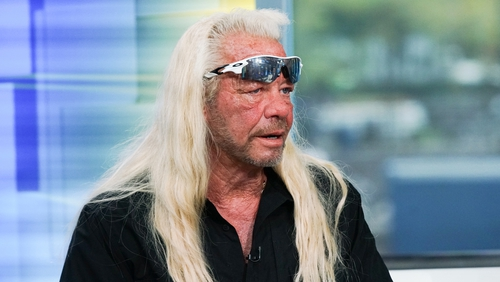 Dog the Bounty Hunter Has Tests After Chest Pains