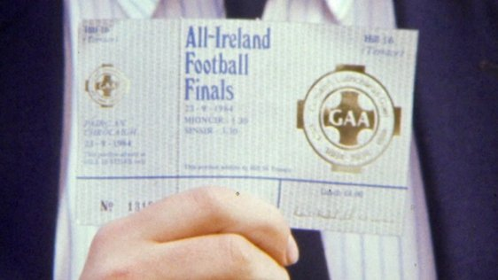 All Ireland Ticket (1984)