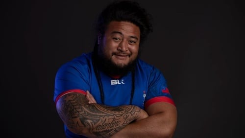 Prop Logovii Mulipola is part of Samoa's World Cup squad