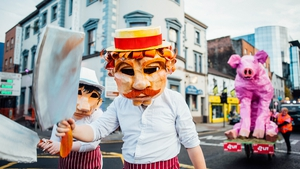 Culture Night: The Pigtown Parade takes to the streets of Limerick