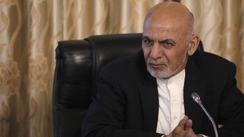 President Ashraf Ghani announced the swap on 12 November