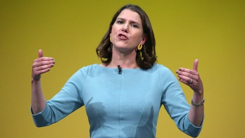 Jo Swinson told the party conference that a Liberal Democrats government would revoke Article 50