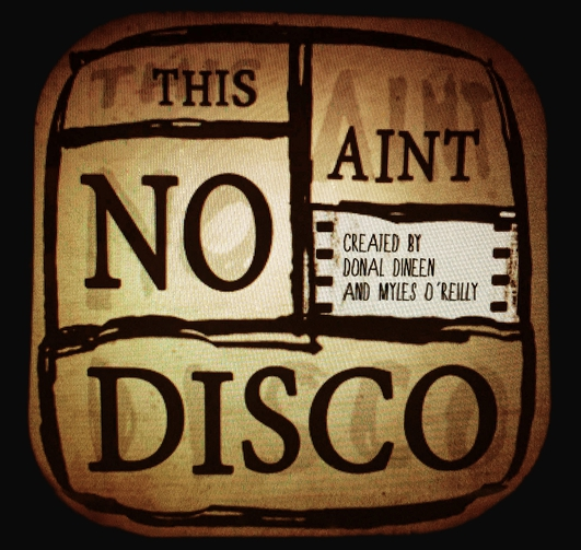 """This Ain't No Disco"" live"