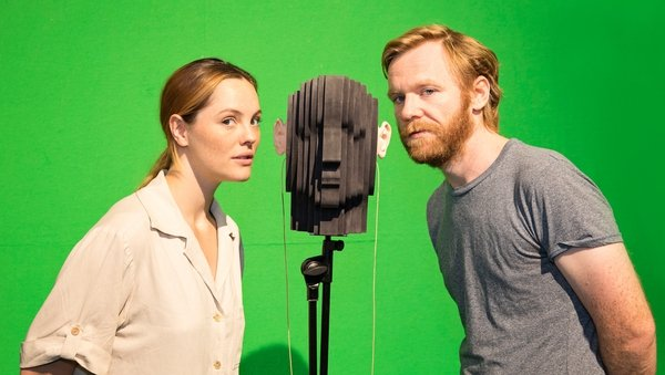 Actors Barbara Probst and Brian Gleeson lend their voices to Beckett's Room