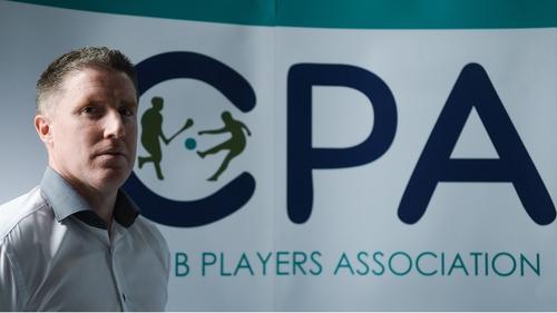 Club Players Association chairman Michéal Briody