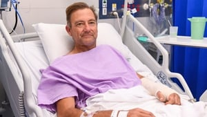 Neil Parker is recovering at Princess Alexandra Hospital in Brisbane, Australia