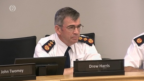 Commissioner Drew Harris said there were about 30 gardaí now trained for the new border Armed Support Unit in Cavan