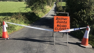 The shooting happened at Aghamore, Ballyhaunis, just before midnight