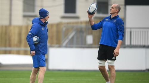 Leo Cullen has the experienced Devin Toner available for selection the start of Leinster's Guinness Pro14 campaign next week
