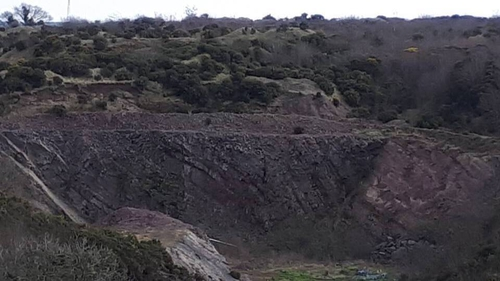 Roadstone planned to extract 300,000 tonnes of sandstone from the site at Lackenbehy in east Cork