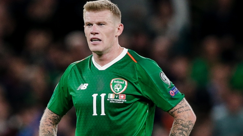 James McClean took a defamation case against the ex-councillor