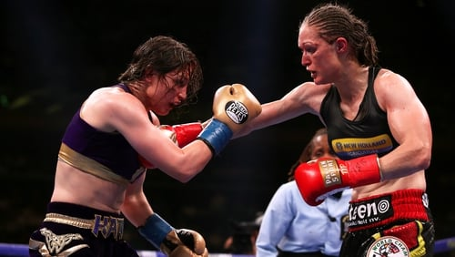 Katie Taylor and Delfine Persoon will meet again in August