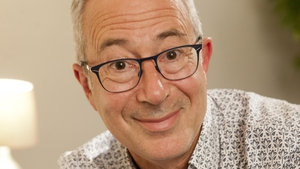 "Ben Elton - ""Going back to The Olympia is a big thing for me"""