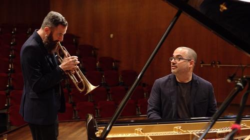 Avishai Cohen, Yonathan Avishai - the conversation from Tel Aviv by way of Lugano