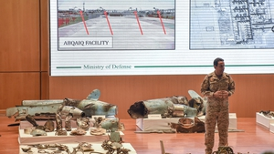 Defence Ministry spokesman Colonel Turki al-Malki said the attack was launched from the north and sponsored by Iran
